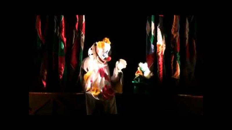 Spektaklis vaikams Cirkas yra cirkas Vilniaus teatras Lėlė