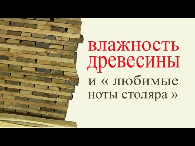 Влажность древесины и любимые ноты столяра dkf yjcnm lhtdtcbys b k bvst yjns cnjkzhf