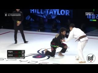 Spyder invitational -76kg final shane hil-taylor vs insung jang