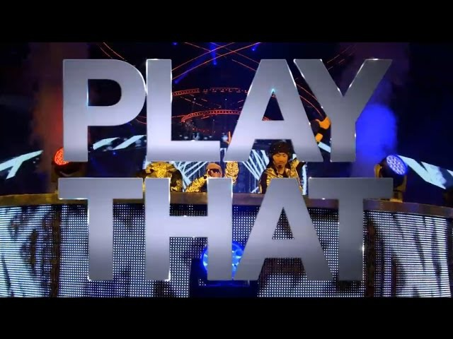 PLAY THAT feat 登坂広臣 Crystal Kay CRAZYBOY PKCZ® Produced By AFROJACK