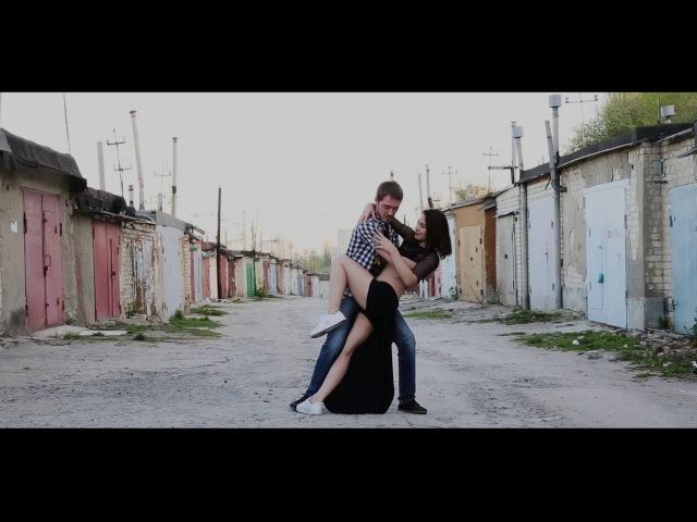 An Na Vyatkina Dmitry Nifontov The Dance Improvisation in the Parking Garage II