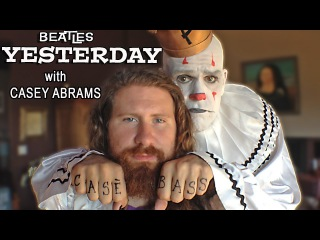 Yesterday - Beatles cover with Casey Abrams - Living room style