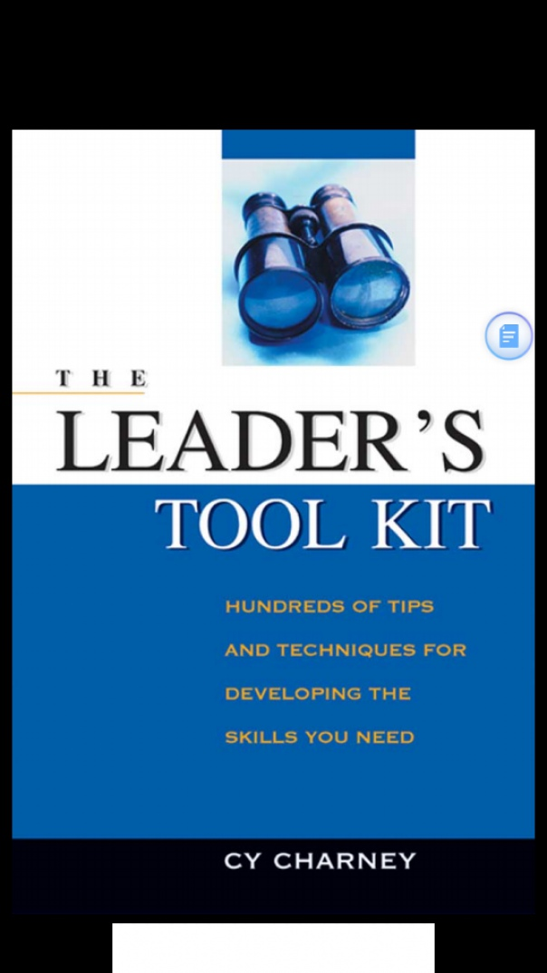 Leader's Tool Kit Hundreds of Tips