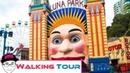Walking Tour Around Luna Park Sydney Milsons Point Sydney Australia