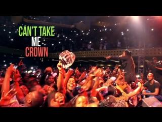 Jah cure lion of the jungle [official lyrics video 2018]