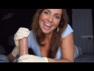 Janey jones — milked by mommy (pov, milf)