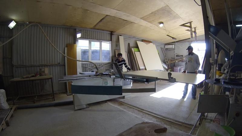 Выполняем заказ Кухня навесная нижние и верхние модули на подвесной системе Camar