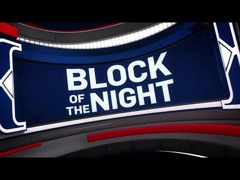 NBA Block of the Night JaVale McGee June 8 2018