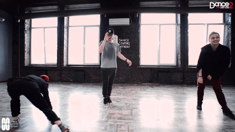 N E R D Rihanna Lemon choreography by Andrey Sidorko Danceshot Dance Centre Myway