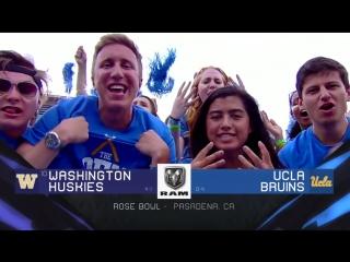 Ncaaf 2018 / week 06 / (10) washington huskies - ucla bruins / en