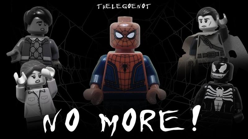 Lego Ultimate Spider Man Season 3 Episode 4 No More Part 1