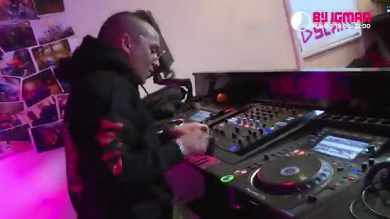 Cesqeaux (DJ set) Bij Igmar