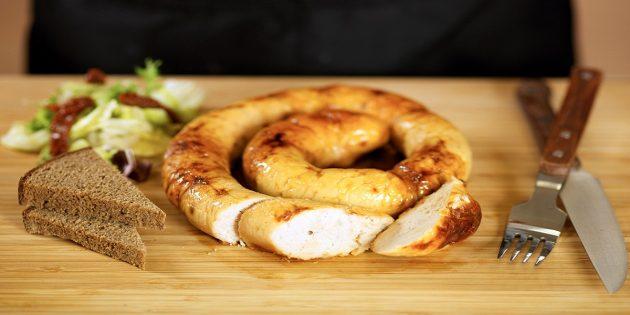 Как приготовить домашнюю колбасу: 5 отличных рецептов, изображение №15