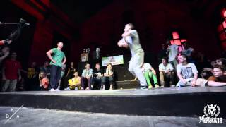 Singa win vs Excel KING OF ELECTRO VERTIFIGHT RUSSIA 18