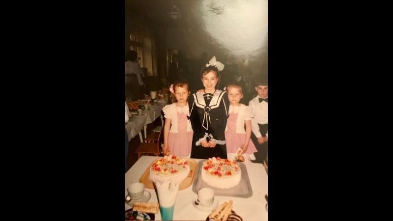 VTS 01 3 Выпускной вечер в Детском саду Светлячок 1996 г Первые концерты ДМШ № 3 1997 г Северодвинск
