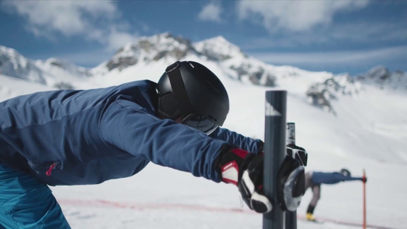 How To Snowboard Parallel Giant Slalom Nevin Galmarini Dario Caviezel