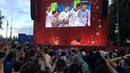 Россия - Испания серия пенальти Фан зона Москва. Эмоции людей. Russia-Spain 2018 world Cup. Fan Fest