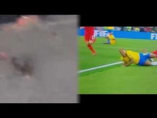 Mouse vrs Neymar - Who Fakes it Better?