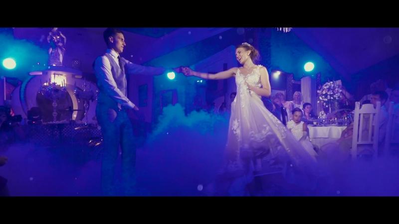 SDE Свадебный ролик показанный в день свадьбы Валерия и Валерии