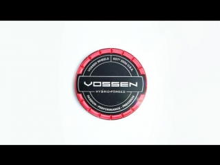 New vossen billet sport center caps