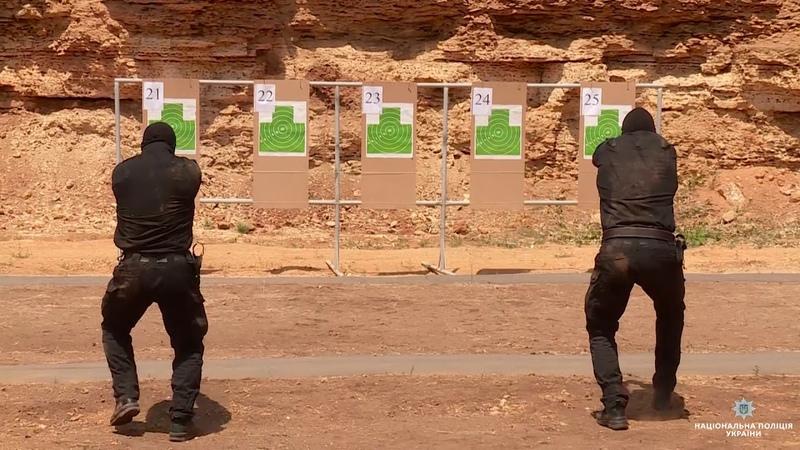 Поблизу Херсона запрацював новий сучасний стрілецький полігон для поліцейських