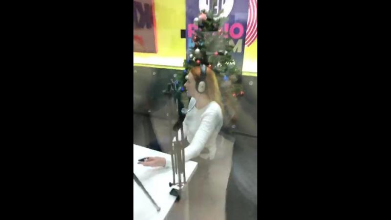 эфир на радио Kidsfm Уфа