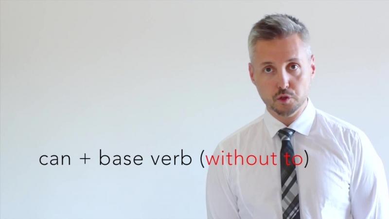 Modal Verb_ CAN (INGLESE FACILISSIMO - Preparazione Esami Cambridge)
