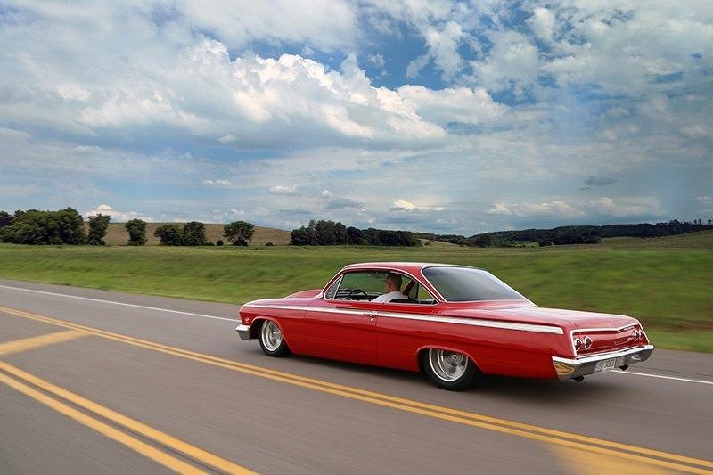 Chevy Impala 1962 года: самый правильный кастом, изображение №20