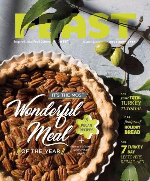 Feast Magazine November 2017