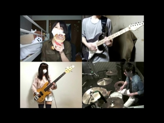 [hd]uchouten kazoku 2 ed [moon river ] band cover