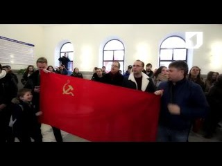 САМЫЙ МОЩНЫЙ флешмоб! Тирасполь, Приднестровье. МУРАШКИ ПО КОЖЕ!!!