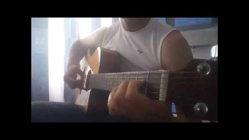 Noize MC Выдыхай fingerstyle cover