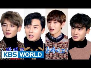 """Drama """"Hwarang"""" Interview [Entertainment Weekly / ]"""