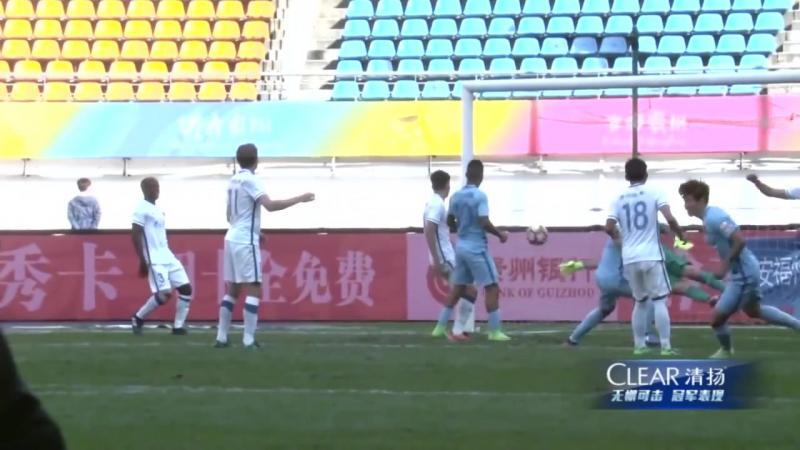 11TurCSL17 Guizhou Zhicheng 2 2 Jiangsu Suning