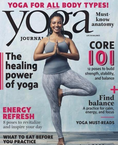 Yoga Journal USA June 2017