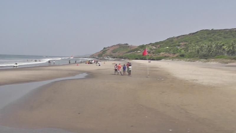 пляж Bagator