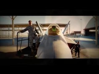 Капитан Марвел (2018) Неофициальный Тизер-Трейлер Full HD (1)