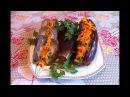 Маринованные Баклажаны с Морковкой Pickled Eggplant Очень Простой Рецепт Закуска