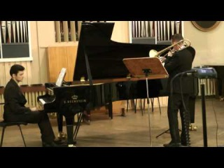 Volodymyr Runchak - (pia)NO TROMB ONE for trombone and piano