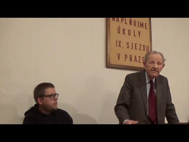 Miloš Jakeš Porážka socialismu v Československu pohledem někdejšího generálního tajemníka ÚV KSČ