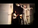 Flamenco dancing Elena La Grulla Caña y Polo