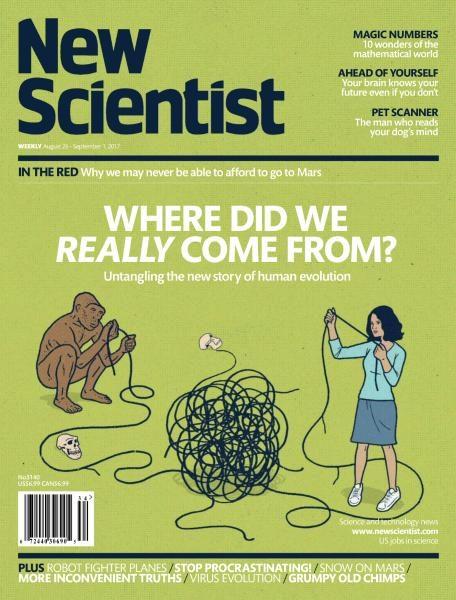 New Scientist August 26 September 1 2017
