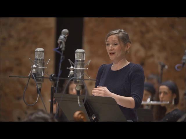 Sabine Devieilhe records Lakmé Delibes Air des clochettes Bell Song
