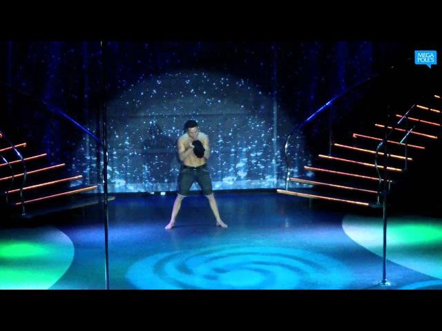 Miss Mr Pole Dance Russia 2012 FINAL Панченко Игорь