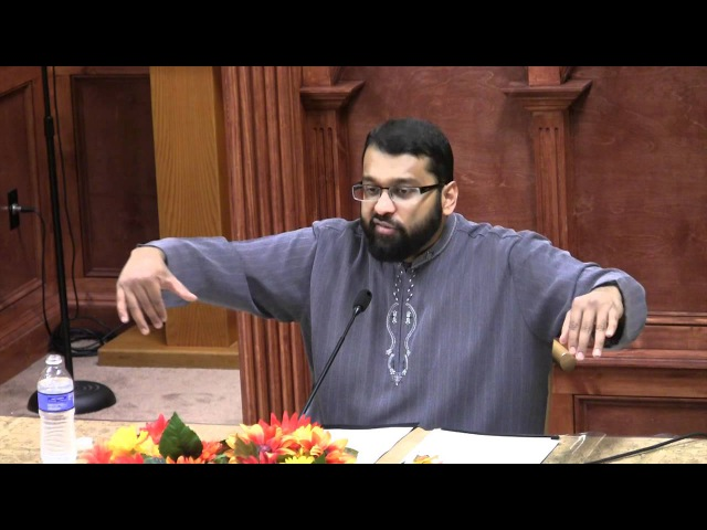2012 03 21 Seerah Yasir Qadhi Part 27 Lessons from the Hijrah Emigration