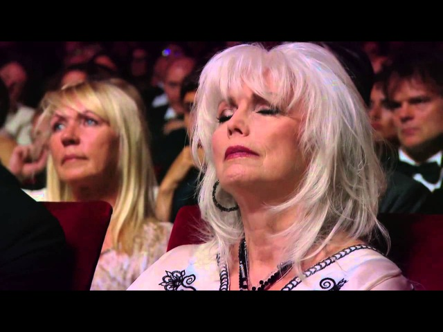 First Aid Kit performing Red Dirt Girl for Polar Music Prize Laureate Emmylou Harris