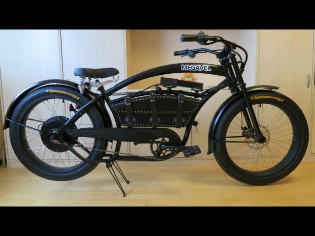 Электровелосипед круизер Megavel Royal One
