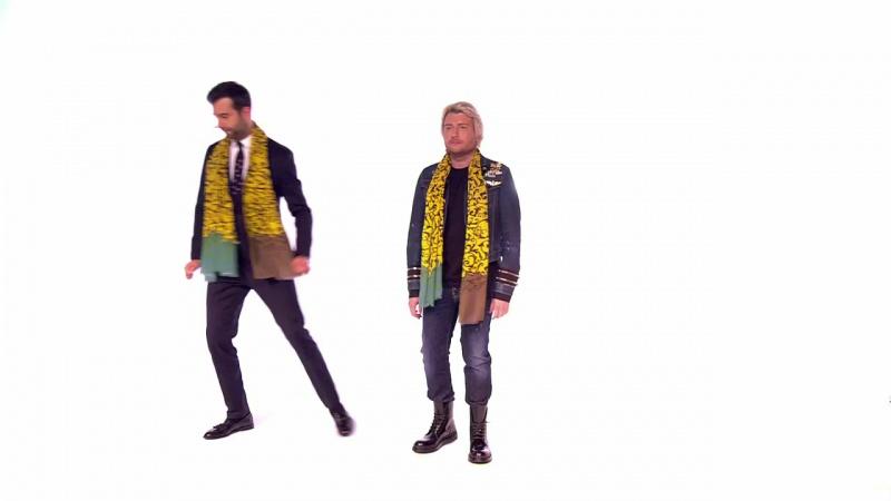 Вечерний Ургант. Николай Басков & Иван Ургант – PPAP (Pen-Pineapple-Apple-Pen) (30.09.2016)
