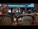 Импровизация скрипки на сейшене после Джаз Коктебель Фестиваля.