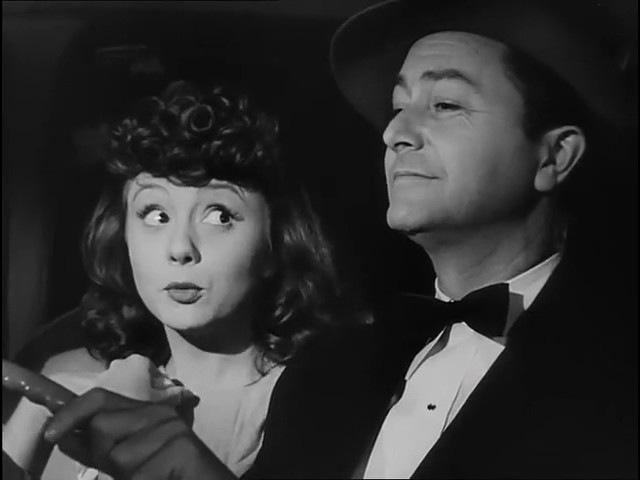 Ловко устроился (США, 1948) комедия, советский дубляж